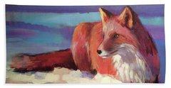 Fox II Bath Towel