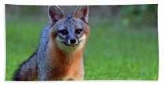 Fox Hand Towel