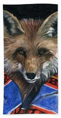 Fox Medicine Hand Towel