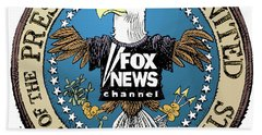 Fox News Presidential Seal Hand Towel