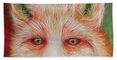 Foxy-loxy Bath Towel
