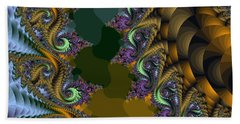 Fractals83002 Bath Towel