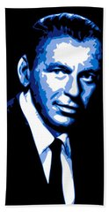 Frank Sinatra Hand Towel