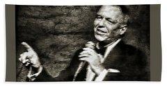Frank Sinatra -  Bath Towel