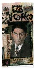 Franz Kafka Hand Towel