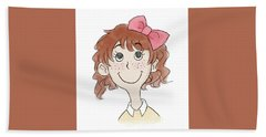 Freckle Face Coco Hand Towel