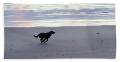 Hand Towel featuring the photograph Freedom by Art Block Collections