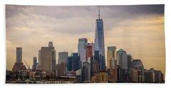 Freedom Tower - Lower Manhattan 2 Bath Towel