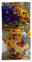 French Country Hand Towel