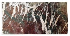 French Marble Hand Towel