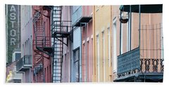 French Quarter Colors Hand Towel
