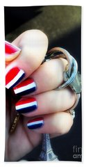 Frenchy Nails Hand Towel