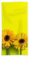 Friends With Scars Hand Towel
