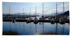 Frioul Island Sailing Resort Bath Towel