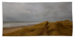 From Dunes To Sea Hand Towel