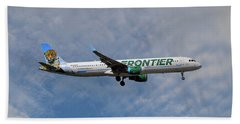 Frontier Airbus A321-211 Hand Towel