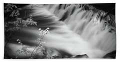 Frothy Falls Hand Towel