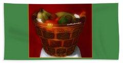 Fruit  Art 4 Bath Towel