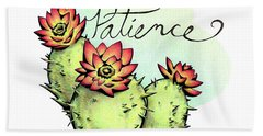 Fruit Of The Spirit Series 2 Patience Hand Towel