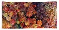 Fruit Of The Vine Hand Towel