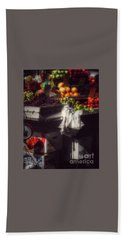 Hand Towel featuring the photograph Fruits Of Autumn - New York by Miriam Danar