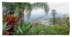 Funchal Maderia Bath Towel