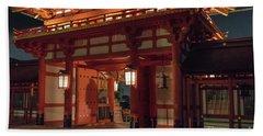 Fushimi Inari Taisha, Kyoto Japan Hand Towel