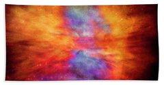 Galactic Storm Hand Towel