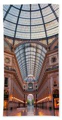 Galleria Milan Italy Hand Towel