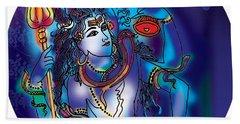Gangeshvar Shiva Bath Towel