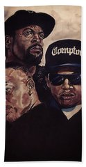 Gangsta Trinity Hand Towel