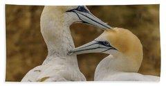 Gannets 4 Bath Towel