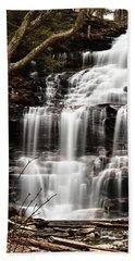 Ganoga Falls Hand Towel