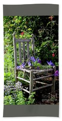 Garden Chair Hand Towel
