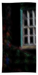 Garden Window 3 Hand Towel by William Horden