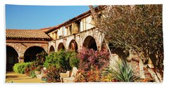 Gardens Of San Juan Capistrano Bath Towel