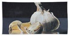 Garlic I Hand Towel