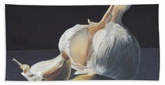 Garlic II Hand Towel