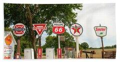 Gas Signage Hand Towel