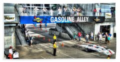 Gasoline Alley 2015 Hand Towel