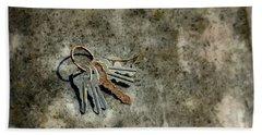 Gatehouse Keys Hand Towel