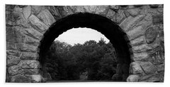 Bath Towel featuring the photograph Gateway by Jeff Severson