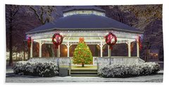 Gazebo In Beaver Pa Hand Towel