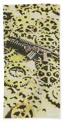 Gears Of War Hand Towel