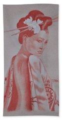 Geisha Bath Towel