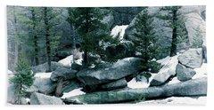Gem Lake Hand Towel