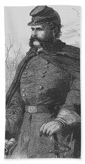 General Ambrose Burnside Bath Towel