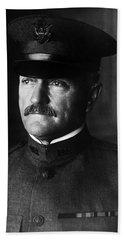 General John Pershing Portrait Hand Towel