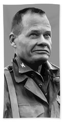 General Lewis Chesty Puller Bath Towel