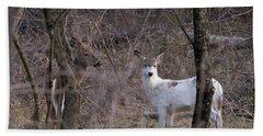 Genetic Mutant Deer Hand Towel